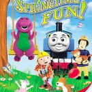 Springtime Fun (DVD, 2008)