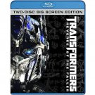 Transformers: Revenge of the Fallen (Blu-ray) Special Edt, 2 disk. No slip cover