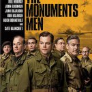 The Monuments Men (DVD, 2014)