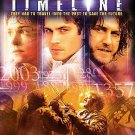 Timeline (DVD, 2004, Widescreen)