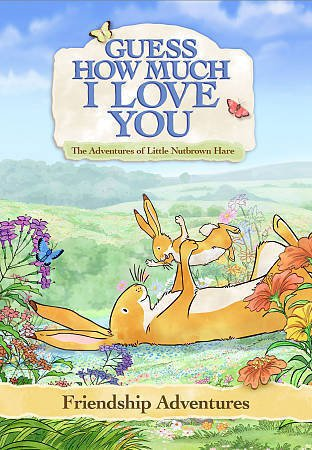 Guess How Much I Love You - Friendship Adventure DVD