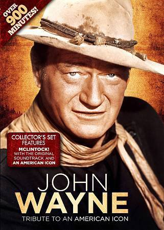 John Wayne: Tribute to an American Icon [2 Discs] DVD Region 1