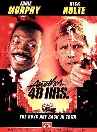 Another 48 HRS. DVD