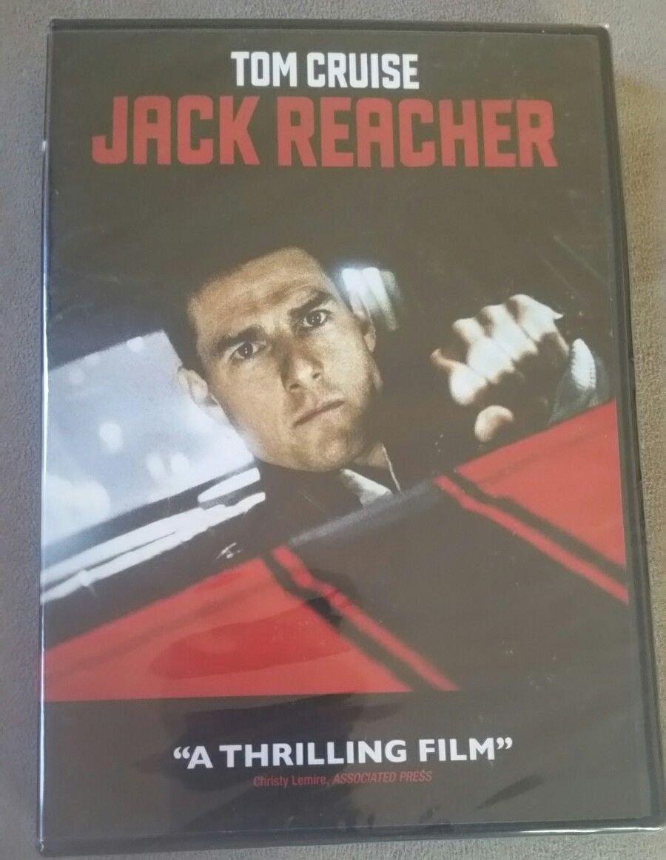 JACK REACHER   DVD  Tom Cruise