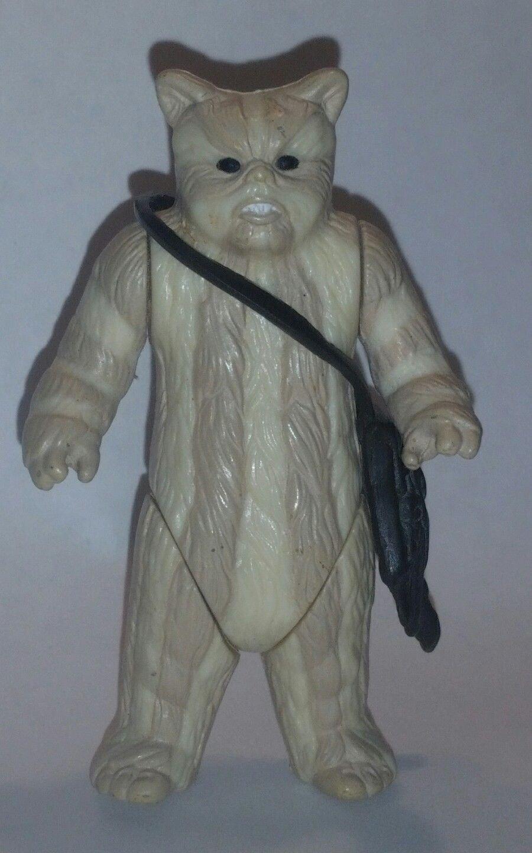 Vintage Kenner Star Wars Return of the Jedi Logray Action Figure, 1983
