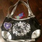 NCAA Kansas State Wildcats Luxe Fan Hobo Bag KSU