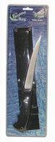 Fillet Knife Tarpon Bay 10.75 OA with Nylon Sheath Clam Pack