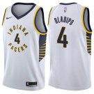 Victor Oladipo pacers #4 men's Jersey white