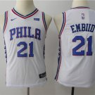 Joel Embiid Youth jersey white