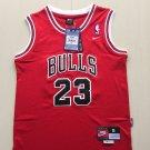 Youth kid Michael Jordan bulls jersey red