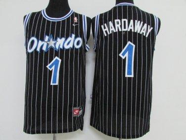 timeless design da453 eaa40 Men's Magic #1 Penny Hardaway throwback jersey black