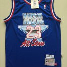 Men's Michael jordan 1992 all star jersey blue