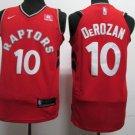Men's Raptors #10 Demar Derozan  stitched jersey