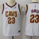 Youth lebron James jersey white