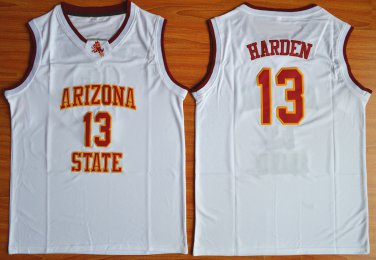 pretty nice 5e9e4 efc58 Arizona State Sun Devils James Harden 13 NCAA College ...