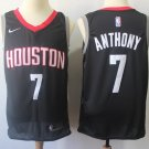 Men's Carmelo Anthony Houston Rockets   jersey black