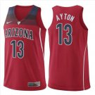 Men's Deandre Ayton Arizona Wilcats College  Basketball Jersey red