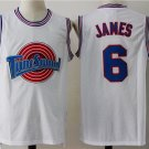 Lebron James Space Jam TuneSquad Monstars  jersey white