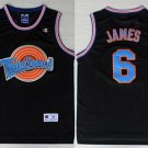 Lebron James Space Jam TuneSquad Monstars  jersey black