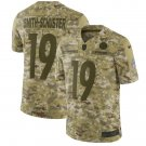 mens  JuJu Smith-Schuster steelers 2019 Salute to service Jersey  camo