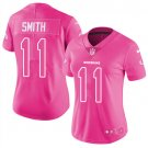 Women's   Alex Smith Washington Redskins   jersey pink fashion