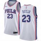 Men's Jimmy Butler Philadelphia 76ers  jersey white