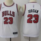 Youth kid Michael Jordan bulls jersey white
