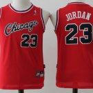 Youth boys Michael Jordan Chicago bulls #23 jersey red