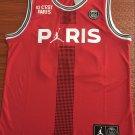 Men's Michael Jordan PARIS  jersey RED