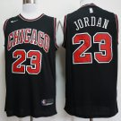 Men's Michael jordan 2019 bulls jersey black