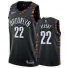 Men's Brooklyn Nets #22 Caris LeVert   JERSEY city edition black