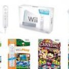 Nintendo Wii Gamers Bundle - With 53 Great Games and 4 Controllers