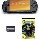 "Sony PSP ""Slim Value Bundle"" - 21 Games and 32mb Memory Card (Black)"