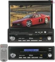 "Boss Audio BV9965T 7"" Widescreen TFT Monitor and Built-In TV Tuner"