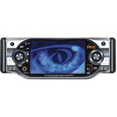 Pyle DVD With 4 Inch LCD Monitor with MP3/CD Player, TV Tuner & USB Port