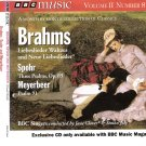 Music CD Classical Brahms BBC Classic Choral $3.00 shipping included