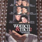 Women and Men2  used VHS $3.00 shipping included