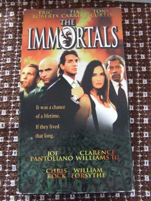 The Immortals  used VHS $3.00 shipping included