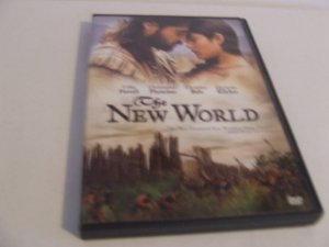 The New World  used DVD