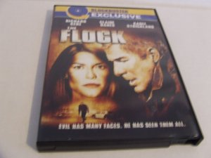 THE FLOCK used DVD