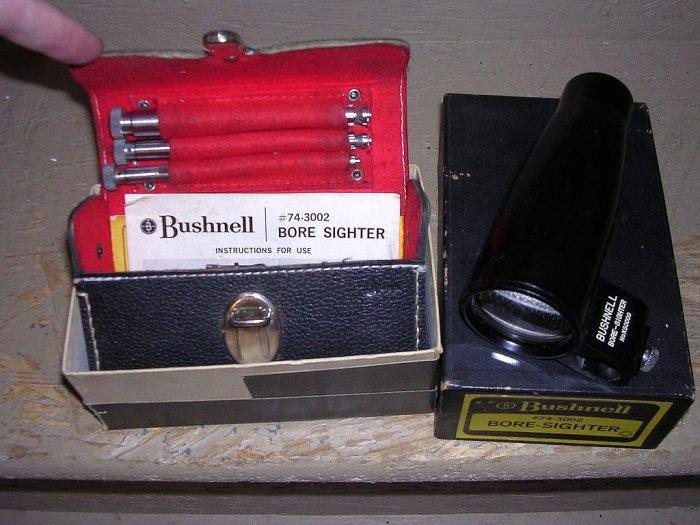 Bushnell Boresighter