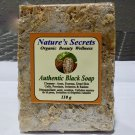 African Secrets Blacksoap soap