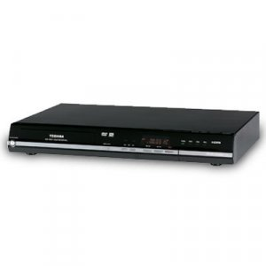 Toshiba DVD Recorder w 1080p Upconvert DR400TOSHIBA