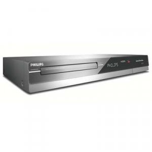 PHILIPS DVDR3505 DVD Player/Recorder