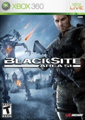 Xbox 360: Blacksite: Area 51 New factory sealed