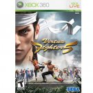 Xbox 360: Virtua Fighter 5  New