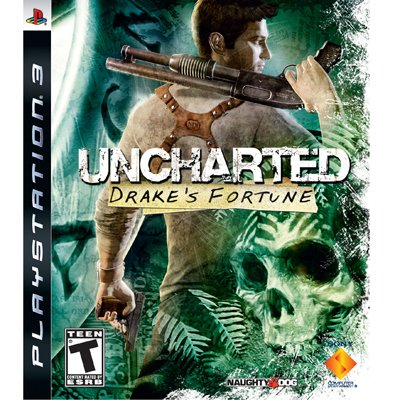 New Sealed PS3 Uncharted: Drake's Fortune