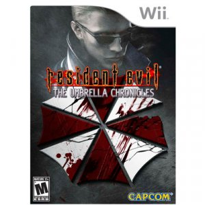Resident Evil: The Umbrella Chronicles Nintendo Wii
