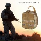 Tactical Pouch Medical First Aid Kit Patch Bag Molle Emergency Survival Kit