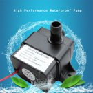 DC 12V 4.2W 240L/H Flow Rate Waterproof Brushless Submersible Pump